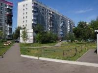 Новокузнецк, улица Радищева, дом 6. многоквартирный дом
