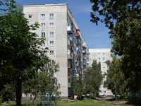 Новокузнецк, улица Радищева, дом 10. многоквартирный дом