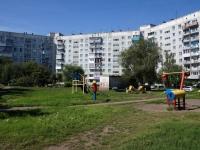 Новокузнецк, улица Радищева, дом 18. многоквартирный дом