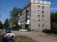 Новокузнецк, улица Радищева, дом 26. многоквартирный дом