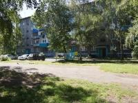 Новокузнецк, улица Радищева, дом 32. многоквартирный дом