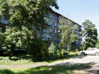 Новокузнецк, улица Радищева, дом 36. многоквартирный дом