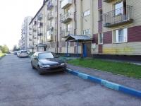 Новокузнецк, улица Пархоменко, дом 71А. многоквартирный дом