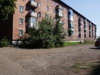 Новокузнецк, улица Пархоменко, дом 74. многоквартирный дом