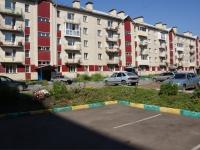 Новокузнецк, Шахтостроительный переулок, дом 12. многоквартирный дом