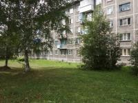 Новокузнецк, улица Герцена, дом 3. многоквартирный дом