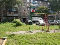 Новокузнецк, улица Герцена, дом 7. многоквартирный дом