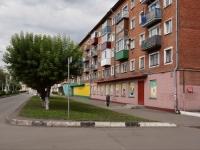 Новокузнецк, улица Разведчиков, дом 42. многоквартирный дом