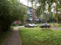 Новокузнецк, улица Разведчиков, дом 48. многоквартирный дом
