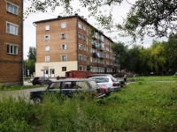 Новокузнецк, улица Разведчиков, дом 52. многоквартирный дом