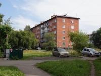 Новокузнецк, улица Разведчиков, дом 58. многоквартирный дом