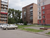 Новокузнецк, улица Мурманская, дом 47/3. многоквартирный дом