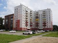 Новокузнецк, улица Тульская, дом 21. многоквартирный дом