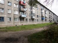 Novokuznetsk, st Chernyakhovsky, house 1. Apartment house
