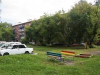 Novokuznetsk, st Chernyakhovsky, house 3. Apartment house