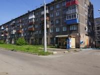 Новокузнецк, улица Конева, дом 2. многоквартирный дом