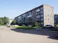 Новокузнецк, улица Ленина, дом 13. многоквартирный дом