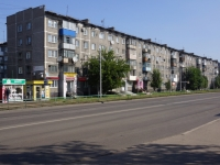 Новокузнецк, улица Ленина, дом 17. многоквартирный дом