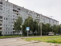 Новокузнецк, улица Ленина, дом 24. многоквартирный дом