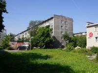 Новокузнецк, улица Луначарского, дом 4. многоквартирный дом