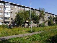 Новокузнецк, улица Луначарского, дом 6. многоквартирный дом