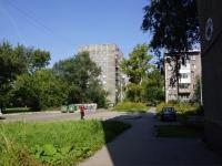 Новокузнецк, улица Луначарского, дом 8. многоквартирный дом