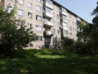Новокузнецк, улица Луначарского, дом 10. многоквартирный дом