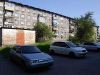 Новокузнецк, улица Луначарского, дом 12. многоквартирный дом