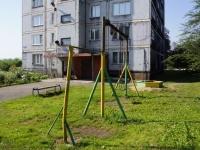 Новокузнецк, улица Шункова, дом 1. многоквартирный дом