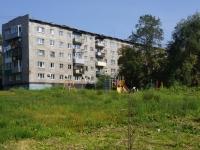 Новокузнецк, улица Шункова, дом 10. многоквартирный дом
