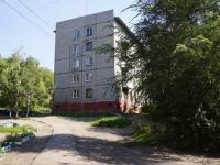 Новокузнецк, улица Шункова, дом 17. многоквартирный дом