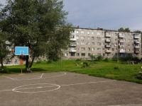 Новокузнецк, улица Шункова, дом 18. многоквартирный дом