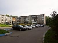 Новокузнецк, улица Шункова, дом 20. многоквартирный дом