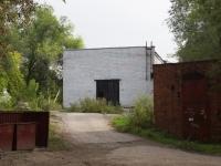Новокузнецк, улица Шункова, дом 26А. бытовой сервис (услуги) Баня