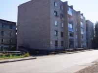 Novokuznetsk, Dostoevsky st, house 1. Apartment house