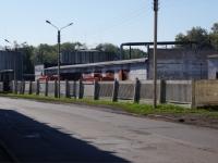 Новокузнецк, улица Достоевского, дом 2А. хозяйственный корпус