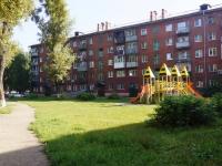 Новокузнецк, улица Смирнова, дом 12. многоквартирный дом