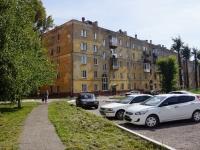 Новокузнецк, улица Чекалина, дом 14. многоквартирный дом