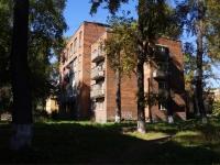 Новокузнецк, улица Чекалина, дом 13. многоквартирный дом