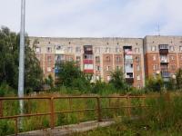 Новокузнецк, улица Екимова, дом 10. многоквартирный дом