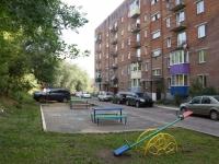 Новокузнецк, улица Екимова, дом 11А. многоквартирный дом