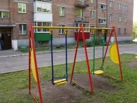 Новокузнецк, улица Екимова, дом 11. многоквартирный дом
