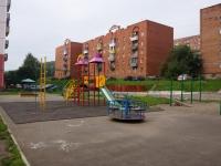Новокузнецк, улица Екимова, дом 18. многоквартирный дом
