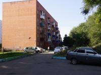 Новокузнецк, улица Екимова, дом 22. многоквартирный дом