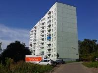 Новокузнецк, улица Екимова, дом 32Б. многоквартирный дом