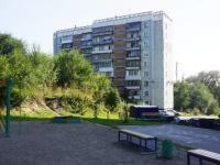 Новокузнецк, улица Екимова, дом 34. многоквартирный дом