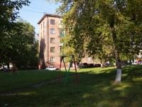 Новокузнецк, улица Метёлкина, дом 3. многоквартирный дом