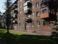 Новокузнецк, улица Метёлкина, дом 16. многоквартирный дом