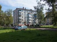 Новокузнецк, улица 40 лет ВЛКСМ, дом 4. многоквартирный дом