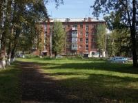 Новокузнецк, улица 40 лет ВЛКСМ, дом 4А. многоквартирный дом
